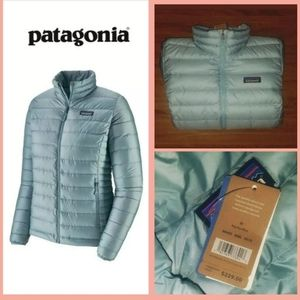 NEW 2019 Patagonia Women's M Down Sweater Jacket